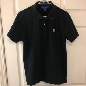 Black Abercrombie & Fitch Polo Tee Size Medium
